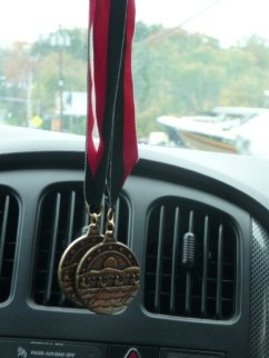 Dave and Don's silver medals