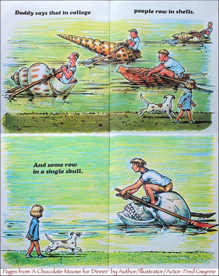 rowing shells